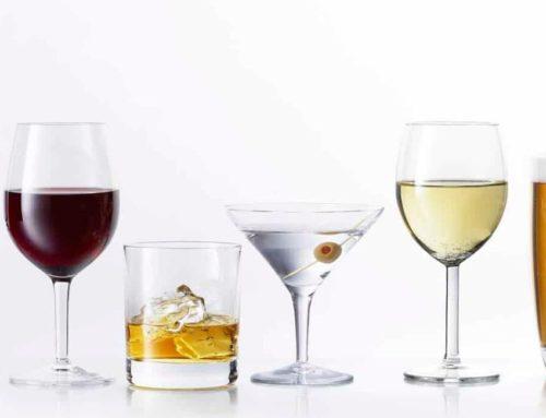 Tutti i tipi di bevande alcoliche sono dannosi?