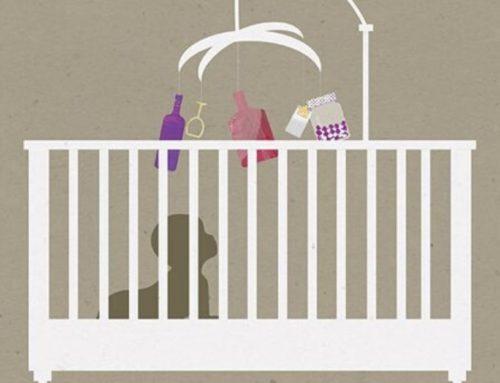 Quaranta settimane di alcol e droghe in gravidanza