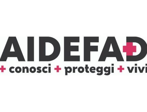 COMUNICATO STAMPA AIDEFAD – aps PER IL 9/9