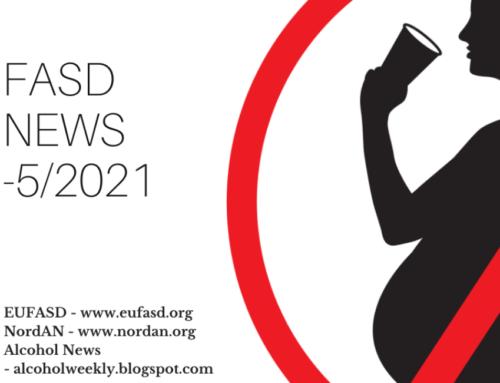 FASD NEWS – 5/2021