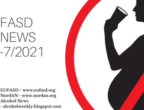 FASD NEWS – 7/2021